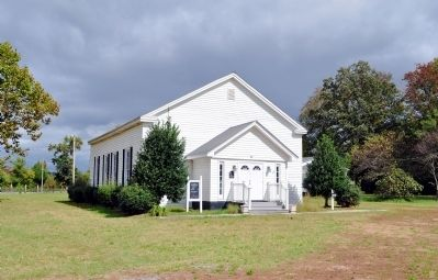 The Historic Liberty Cumberland Presbyterian Church image. Click for full size.