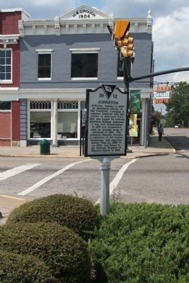 Johnston Marker image. Click for full size.