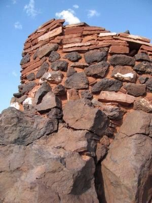 Citedal Pueblo Ruins image. Click for full size.