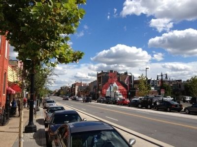 H Street Neighborhood Today image. Click for full size.