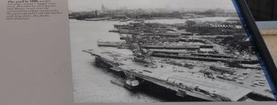 The yard in 1960 image. Click for full size.