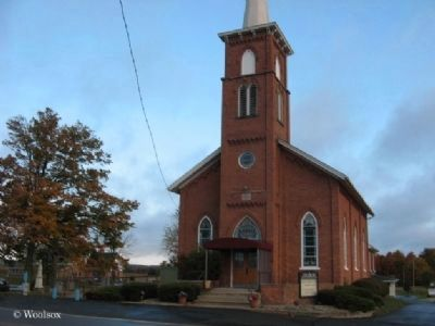 Salem Church image. Click for full size.