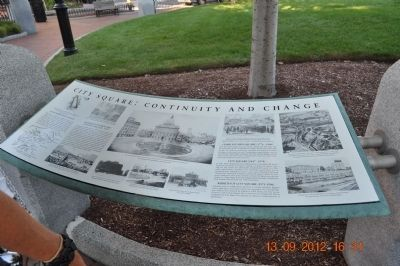 City Square: Continuity and Change image. Click for full size.