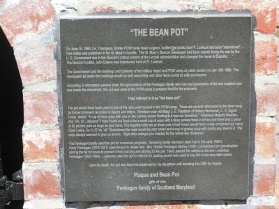 """The Bean Pot"" Marker image. Click for full size."