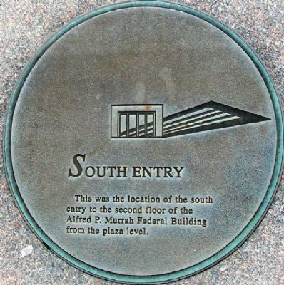 South Entry Marker image. Click for full size.