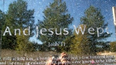 And Jesus Wept Title image. Click for full size.