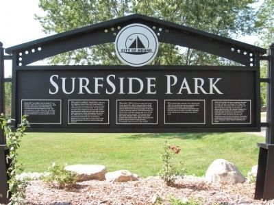 SurfSide Park Marker image. Click for full size.