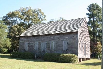 Old Brown Marsh Presbyterian Church image. Click for full size.