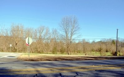 Old Federal Road Marker Site image. Click for full size.
