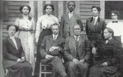 Faculty, Reed Street School image. Click for full size.
