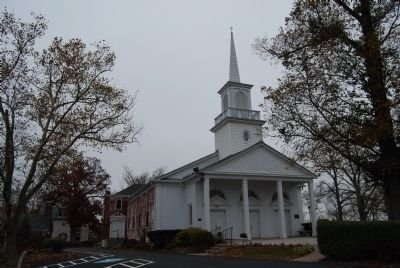 Hiland Presbyterian Church image. Click for full size.