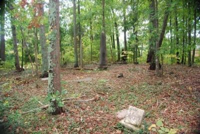 Old Hopewell Cemetery image. Click for full size.