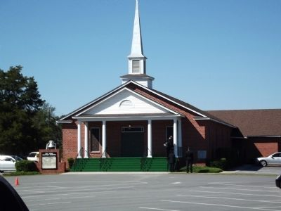 Mt. Zion Baptist Church image. Click for full size.