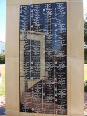 Hartsville Veterans Monument Marker image. Click for full size.