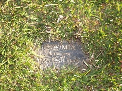 MIA / POW Dedication Plaque image. Click for full size.