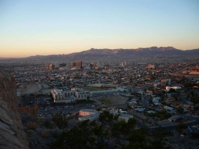 El Paso Texas image. Click for full size.
