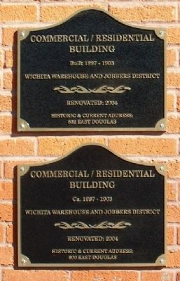 Commercial / Residential Buildings Markers image. Click for full size.