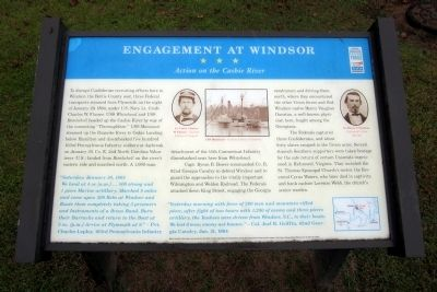 Engagement at Windsor CWT Marker image. Click for full size.