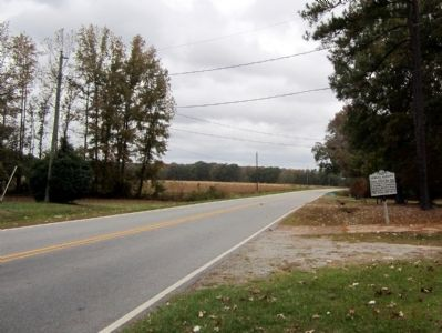 NC 308 (facing north) image. Click for full size.