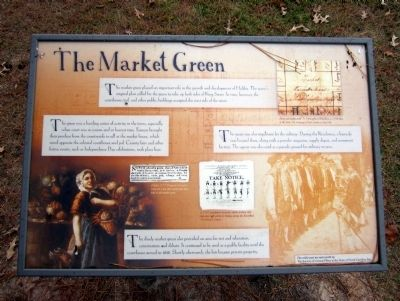The Market Green Marker image. Click for full size.