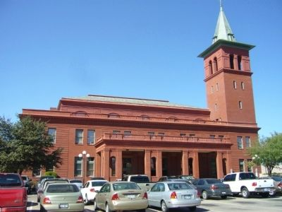 El Paso Union Passenger Station image. Click for full size.