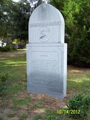 Louisville Marker image. Click for full size.