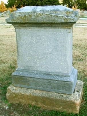 Charles Brown Grave Marker image. Click for full size.