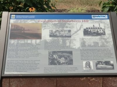 Evolutions of Strawberry Hill Marker image. Click for full size.
