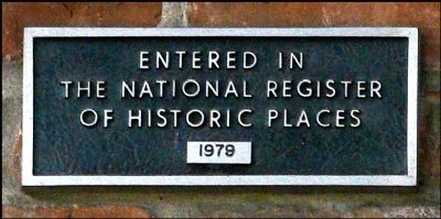 The Kennedy Bakery National Registry Marker image. Click for full size.