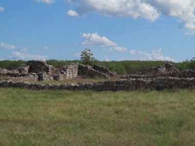 Photo of some of the ruins image. Click for full size.