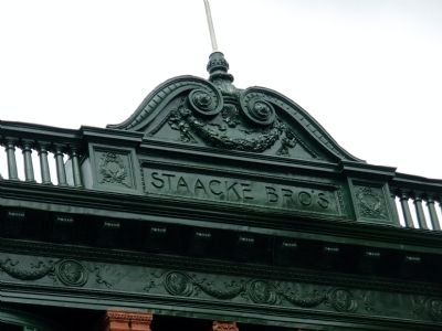 Staacke Brothers Building image. Click for full size.