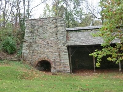 Catoctin Iron Furnace image. Click for full size.