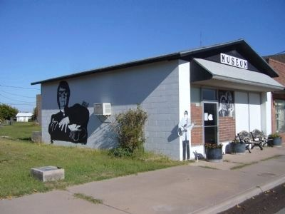 Roy Orbison Museum image. Click for full size.
