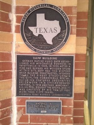 Zapp Building Marker image. Click for full size.