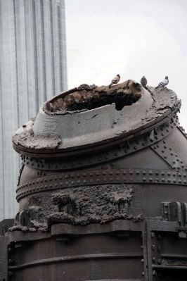Bessemer Converter nose image. Click for full size.