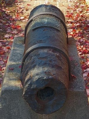 The 1812 Centennial Cannon image. Click for full size.