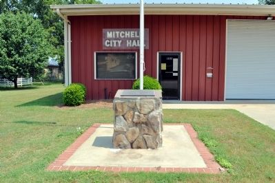 Col. Robert M. Mitchell Marker image. Click for full size.