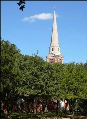 First Presbyterian Church of Houston image. Click for full size.