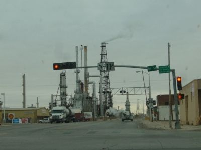 Artesia, New Mexico image. Click for full size.