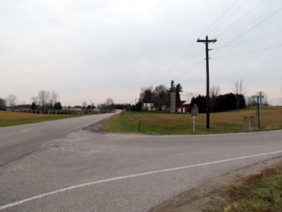 Intersection of State Route 120 and Fountain Road image. Click for full size.