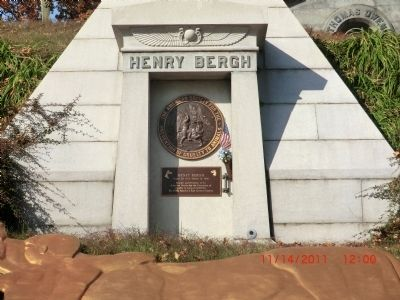 Henry Bergh-Monument Marker image. Click for full size.