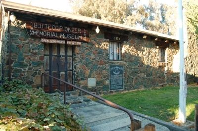 The NSGW Butte County Pioneer Museum Building image. Click for full size.