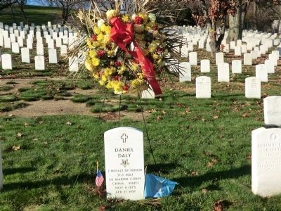 Tree Dedication for Medal of Honor Recipients Marker image. Click for full size.