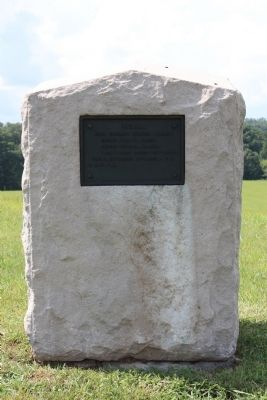 9th Indiana Infantry Marker image. Click for full size.