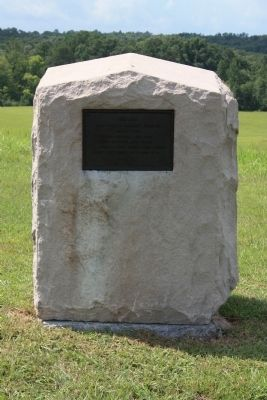 86th Indiana Infantry Marker image. Click for full size.