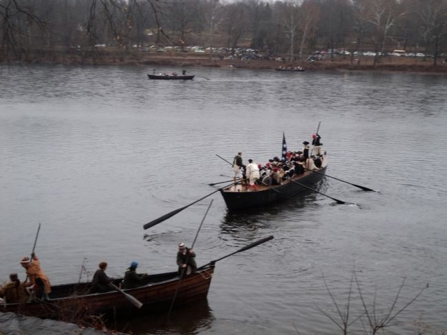 Washington Crossing of the Delaware image. Click for full size.