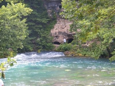 Ozark National Scenic Riverway image. Click for full size.