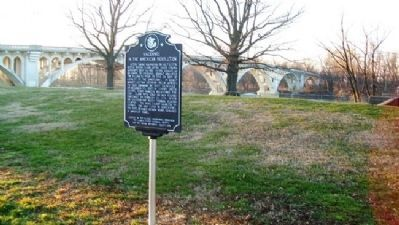 Vincennes in the American Revolution Marker image. Click for full size.