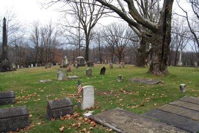 Beulah Presbyterian Church Cemetery image. Click for full size.