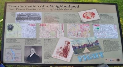 Transformation of a Neighborhood Marker image. Click for full size.